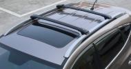 Дуги багажные, поперечины V2 ( комплектация с рейлингами ) ( Kia Seltos ) Киа Селтос 2020
