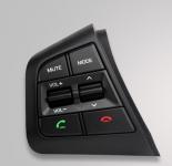 Кнопки управления магнитолой Mobis для Hyundai Creta 2016 -