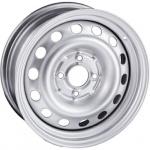 Диск колесный Trebl X40938 6.5xR17 5x114.3 ЕТ49 ЦО67.1 серебристый 9301561