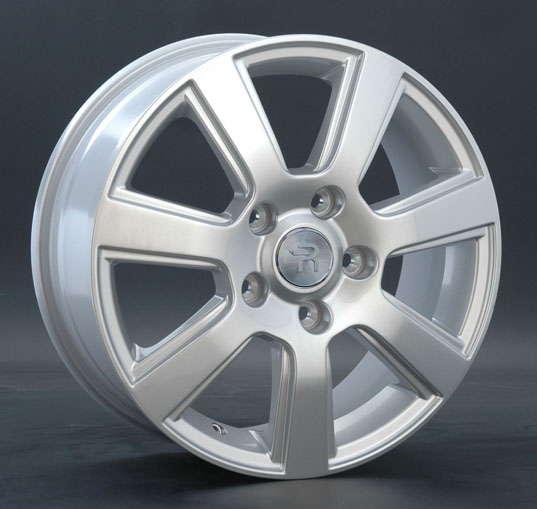 Диск колесный Replay VV75 6,5xR16 5x120 ET51 ЦО65,1 серебристый 016514-050029006