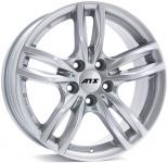 Диск колесный ATS Evolution 7,5xR17 5x108 ET50,5 ЦО63,4 серебристый EVO75750FO11-0