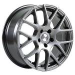 Диск колесный СКАД Стилетто 8xR18 5x108 ET45 ЦО63.4 серый темный матовый 1861327