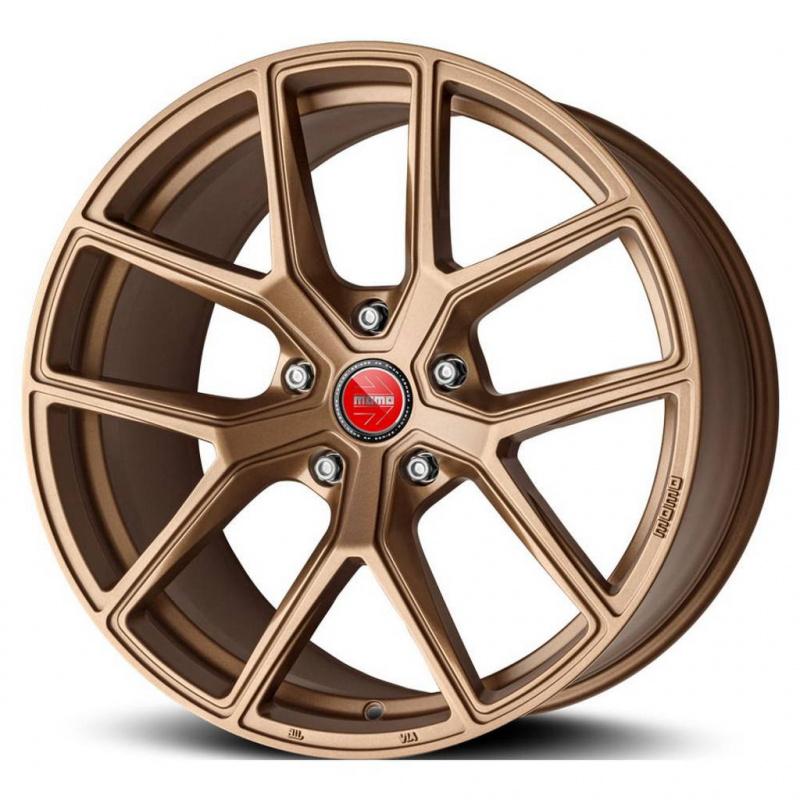 Диск колесный MOMO RF-01 8,5xR19 5x114,3 ET30 ЦО60,1 бронзовый WR11G85930460Z