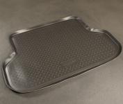 Коврик багажника L.Locker коричневый 105040301 Nissan X-Trail (3G) T32 2013-