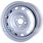 Диск колесный Magnetto 14005 S AM 5,5xR14 4x100 ET35 ЦО57,1 серебристый 14005 S AM