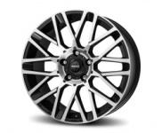 Диск колесный MOMO SUV REVENGE 9xR20 5x114.3 ET38 ЦО63.4 черный матовый с полированной лицевой частью 87565805481