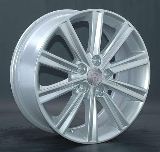 Диск колесный Replay TY99 7xR17 5x114,3 ET39 ЦО60,1 серебристый 026098-050264004
