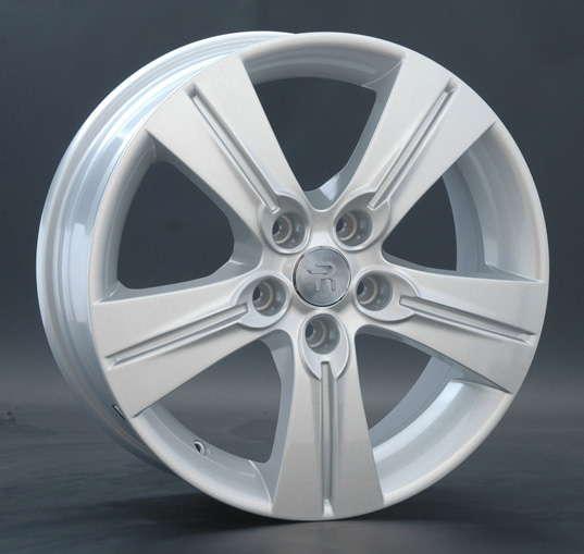 Диск колесный Replay KI36 6,5xR17 5x114,3 ET46 ЦО67,1 серебристый 014843-430146018