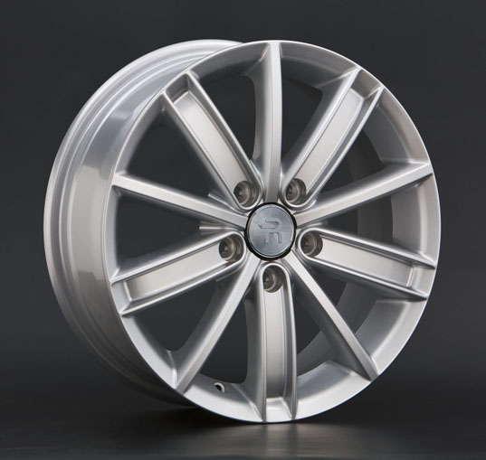Диск колесный Replay VV33 6,5xR16 5x112 ET40 ЦО57,1 серебристый 044830-040712006