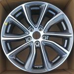 Оригинальные колесные диски 7x18 5x114.3 ЦО60.1 (4 штуки ) Geely Atlas 2018 -