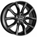 Диск колесный MAK Highlands 9,5xR20 5x120 ET40 ЦО72,6 черный матовый F9520HIMB40IR2