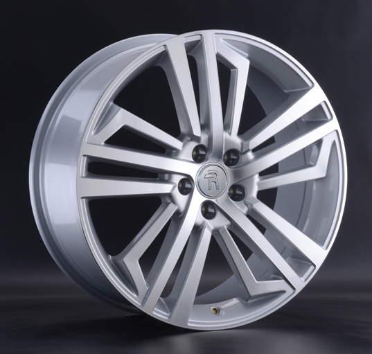 Диск колесный REPLAY A187 8xR20 5x112 ET39 ЦО66,6 серебристый с полированной лицевой частью 046625-050492006