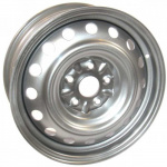 Диск колесный Magnetto 15009 6xR15 4x100 ЕТ50 ЦО60.1 серебристый 15009 S AM