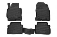Коврики в салон (черный полиуретан) Format FORMAT.CARMZD00023h Mazda CX-5 2011-2016