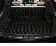 Коврики в багажник, кожаные GAZLK Auto Parts для F-PACE