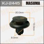 Клипса автомобильная (автокрепеж), 1 шт., Masuma KJ-2445