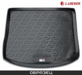 Коврик багажника L.Locker полиуретан черный Mitsubishi Outlander (3G) 2012-, рест. 2 2015-