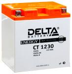 Аккумулятор (30 А/ч) Delta CT1230