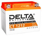 Аккумулятор (12 А/ч) Delta CT1212