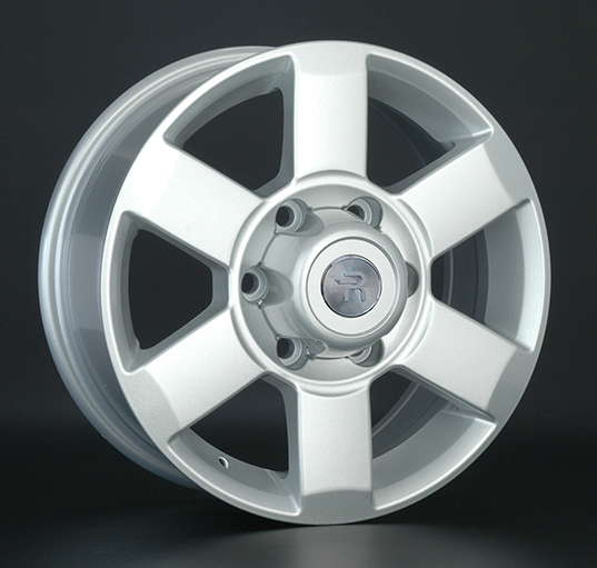 Диск колесный Replay MI73 7xR16 6x139,7 ET38 ЦО67,1 серебристый 023350-040635007