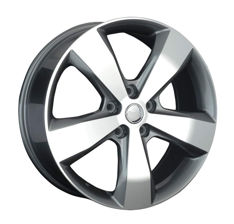 Диск колесный REPLAY CR9 8xR20 5x127 ET40 ЦО71,6 серый глянцевый с полированной лицевой частью 080352-040184035