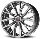 Диск колесный MOMO SUV RF02 11xR20 5x120 ET37 ЦО74.1 черный матовый с полированной лицевой частью 87564538212