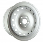 Диск колесный Trebl Off-road 1 8xR15 6x139.7 ЕТ16 ЦО110.5 белый 9165134