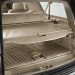 Коврик багажника (резиновый Dune)22964400 для Chevrolet Tahoe IV 2015-