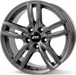 Диск колесный ATS Evolution 7,5xR17 5x108 ET50,5 ЦО63,4 серый тёмный глянцевый EVO75750FO17-6