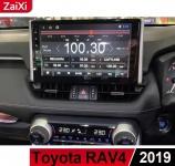 Магнитола штатная Zaixi Toyota RAV4 (Тойота РАВ4) 2019 -