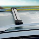 Багажник Fico Pro на рейлинги для Toyota RAV 4 2012 - 2018
