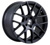 Диск колесный СКАД Стилетто 8xR18 5x114.3 ET45 ЦО60.1 черный матовый 1861525