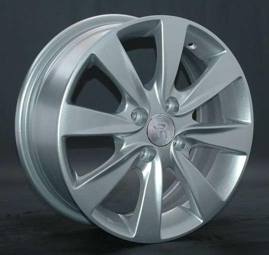 Диск колесный Replay HND74 6xR16 4x100 ET52 ЦО54,1 серебристый 017719-030143004