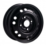 Диск колесный BANTAJ 5,5x15 4x100 ET36 ЦО60,1 черный BJ1003