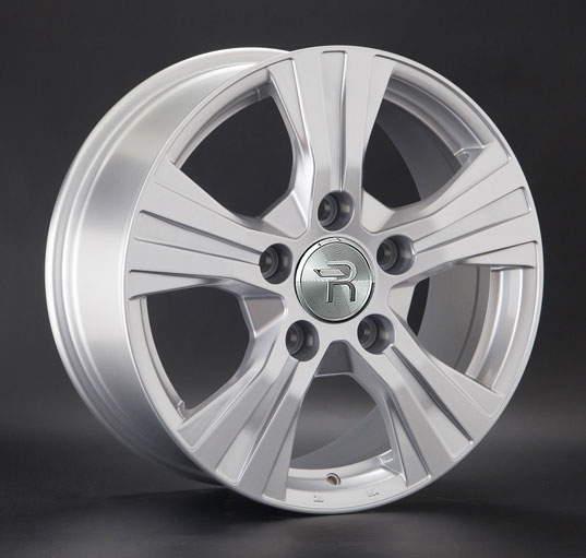 Диск колесный REPLAY LX105 8,5xR20 5x150 ET58 ЦО110,1 серебристый 036573-160729009