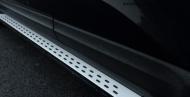 Боковые подножки, пороги Geely Tugella (Тугелла) 2020 -