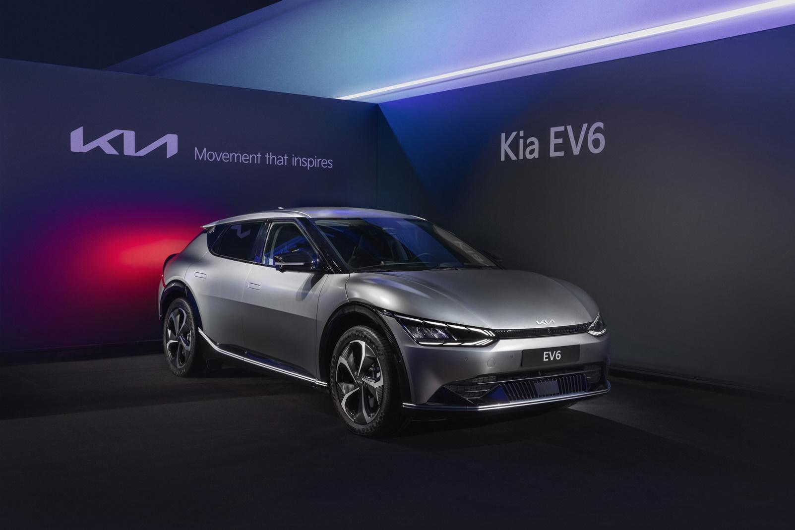 Первый корейский электрокар от Kia появится в России в 2022 году<