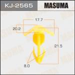 Клипса автомобильная (автокрепеж), уп. 50 шт. Masuma KJ-2565