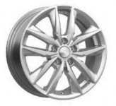 Диск колесный СКАД Тирион 6.5xR16 5x112 ET46 ЦО57.1 серебристый 3461008