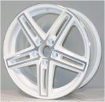 Диск колесный NEO 760 7xR17 5x114.3 ET46 ЦО67.1 белый с полированной лицевой частью rd832312
