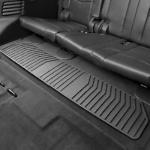 Коврик 3 ряда (резиновый, черный) 22858821 для Chevrolet Tahoe IV 2015-