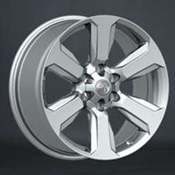 Диск колесный Replay TY239 7,5xR17 6x139,7 ET25 ЦО106,1 серебристый 035824-040723007