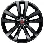 """Диск колесный R19 задний """"Venom"""" (черный) Jaguar T4N4799 для Jaguar XE 2015 -"""
