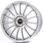 Диск колесный OZ Superturismo LM 8xR18 5x114.3 ET45 ЦО75 серебристый W0185420719