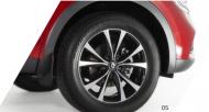 Легкосплавные 17-дюймовые колесные диски Renault для Renault ARKANA (Рено Аркана) 2019 -