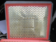 Воздушный фильтр двигателя для Foton Sauvana