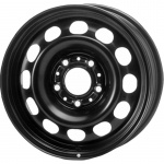 Диск колесный BANTAJ 6,5xR16 5x105 ET39 ЦО56,6 черный глянцевый BJ9247