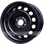 Диск колесный Magnetto 16000 AM 7xR16 4x108 ET32 ЦО65 черный 16000 AM