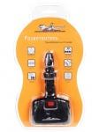 Прикуриватель-разветвитель трансформер на 3 гнезда, штекер-фиксатор Airline ASP-3T-09