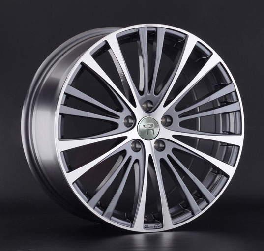 Диск колесный REPLAY MR199 8xR19 5x112 ET43 ЦО66,6 серый глянцевый с полированной лицевой частью 042191-160721011
